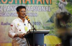 Mentan: Inilah Saatnya Jajaran Kementan Jadi Pahlawan Pangan Bagi Rakyat - JPNN.com