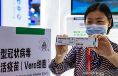 China Ogah Bersaing soal Vaksin COVID-19 dengan Negara Satu Ini - JPNN.com