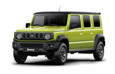 Suzuki Jimny Lima Pintu Akan Gunakan Basis Toyota Raize - JPNN.com