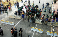 Staf Khusus Milenial Presiden Janji Sampaikan 4 Tuntutan BEM SI ke Jokowi - JPNN.com