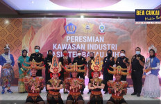 Bea Cukai dan Pemkab Soppeng Resmikan KIHT Pertama di Indonesia - JPNN.com