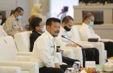 Sapa Petani dan Penyuluh, Mentan SYL Targetkan Produksi 20 Juta Ton Beras - JPNN.com