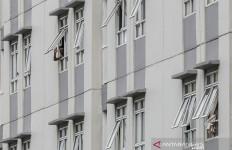 Kolonel Aris Beri Kabar Gembira dari Tower 6 dan 7 RSD Wisma Atlet - JPNN.com