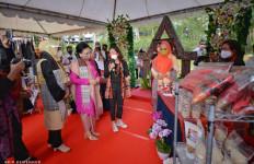 DWP Kemenhub dan Dekranas Beri Pelatihan Wirausaha Digital ke Pengrajin di Toba - JPNN.com