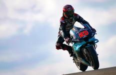Sempat Ditandu, Quartararo Raih Start Paling Depan di MotoGP Aragon - JPNN.com