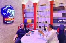 Saat Bamsoet Membahas BUMN Berakhlak Bareng Pendiri ESQ Ary Ginanjar - JPNN.com