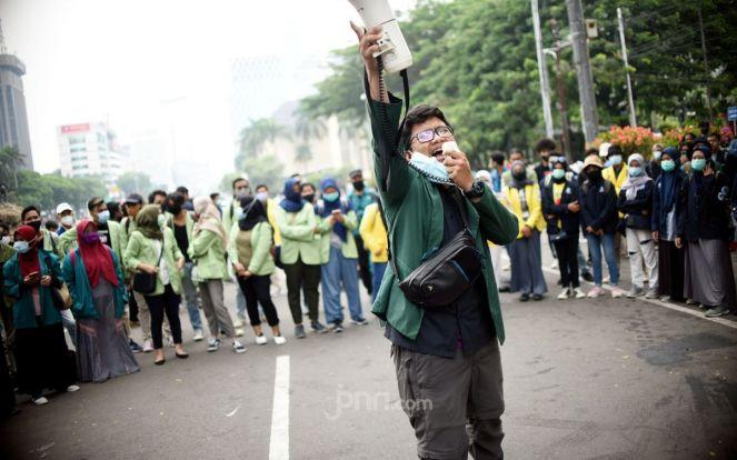 Pesan Serius Mahfud MD untuk Demonstran 20 Oktober, Ngeri