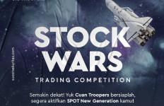 Stock Wars Trading Competition 2020, Ajang Milenial Belajar Berinvestasi - JPNN.com