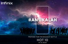 Infinix HOT 10 Siap Manjakan Para Mobile Gamers di Indonesia - JPNN.com