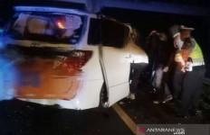 Kecelakaan di Tol Cipali, Putra Amien Rais jadi Korban, Kondisi Mobilnya... - JPNN.com