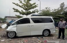Info Terbaru dari Polisi soal Identitas Kendaraan Diduga Penabrak Mobil Hanafi Rais - JPNN.com