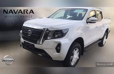 Nissan Ubah Wajah Navara, Tampak Lebih Macho - JPNN.com