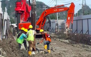 Pengerjaan Proyek di Bandara Sultan Hassanudin Tetap Diselesaikan Selama Pandemi Covid-19