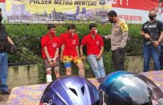 Apes! Penjambret Pesepeda Terciduk di Menteng, Nih Tampangnya - JPNN.com