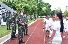 Ratusan Sukarelawan COVID-19 Diseleksi jadi Prajurit TNI AL - JPNN.com