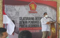 Kata-Kata Manis Riza Patria Usai Resmi Gantikan M Taufik di Gerindra DKI - JPNN.com