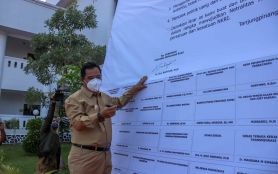 Pjs Gubernur Kepri Bahtiar Ancam Pecat ASN jadi Timses Paslon - JPNN.com