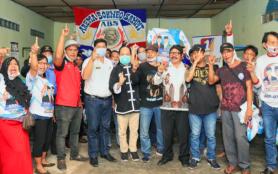 Lewat Cara ini Warga Jawa di Kalteng Kompak Dukung Ben-Ujang - JPNN.com