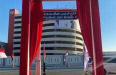 Presiden Joko Widodo jadi Nama Jalan di Abu Dhabi - JPNN.com