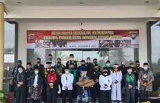 100 Jawara Datangi Polda Banten, Ada Apa? - JPNN.com