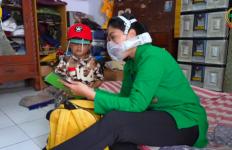 Pesan Menyentuh Hetty Andika Perkasa untuk Serda Elok Afnani - JPNN.com