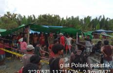 Lima Penambang Emas Tewas Tertimbun Tanah Longsor di Tambang Ilegal Blok Nipah - JPNN.com