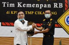 Kemenpan-RB Tinjau Sarana dan Prasarana Kelompok Rentan di Bea Cukai Cikarang - JPNN.com