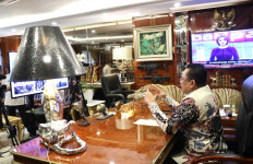 Di Depan Pasukan Elite 3 Matra TNI, Bamsoet: Waspadai Ancaman! - JPNN.com