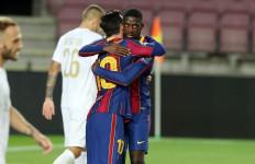 Meski Tinggal 10 Pemain, FC Barcelona Masih Terlalu Perkasa Buat Delegasi Hongaria - JPNN.com