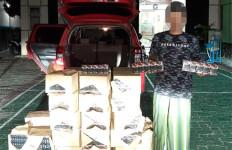 Bea Cukai Gagalkan Peredaran 80 Ribu Batang Rokok Ilegal dari Jepara - JPNN.com