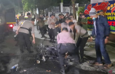 Demo 20 Oktober Mencekam, Rusuh Hingga Malam - JPNN.com