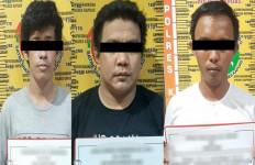 PNS Ini Ditangkap Polisi, Malu-maluin! - JPNN.com