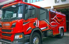 Ziegler Indonesia Meluncurkan Kendaraan Pemadam Dual Pump Berbasis Computer Operating - JPNN.com