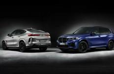 BMW Berikan Sentuhan Berbeda di X5 M dan X6 M Competition, Ini Detailnya - JPNN.com
