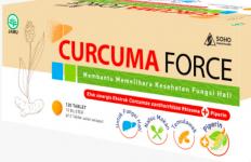 Lindungi Kesehatan Hati danJaga Daya Tahan Tubuh dengan Curcuma Force - JPNN.com