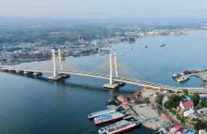 PT PP Rambungkan Pembangunan Jembatan Teluk Kendari, Kini Hanya 5 Menit Menuju Poasia - JPNN.com