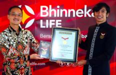 Bagikan 4.000 Asuransi Kecelakaan Secara Gratis, PT Bhinneka Life Raih Rekor MURI - JPNN.com