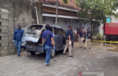 Polisi Tangkap Terduga Pembunuh Wanita dalam Mobil yang Terbakar - JPNN.com