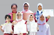 3 Siswa Teuku Nyak Arif Fatih Bilingual School Berprestasi di KSN 2020 - JPNN.com