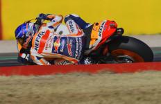 Alex Marquez Gila! Sempat Jatuh, Tetapi Masih Kuasai FP1 MotoGP Teruel - JPNN.com