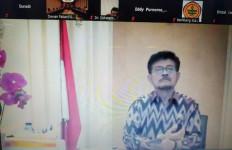 Syahrul Yasin Limpo: UU Cipta Kerja Menata Ulang Kewenangan Daerah - JPNN.com
