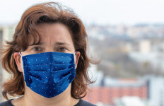 Susah Bernapas Saat Mengenakan Masker? Ini 4 Cara Mengatasinya - JPNN.com