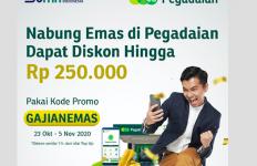 Pegadaian Beri Diskon GAJIANEMAS, Buruan Ikutan - JPNN.com