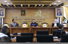 Andi Akmal PKS Terima Perwakilan Masyarakat Terkait UU Cipta Kerja - JPNN.com