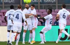 Ada Drama VAR, Real Madrid Hantam Barcelona di Camp Nou - JPNN.com