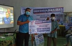 Mas Ibas Bantu Perkuat Modal UMKM di Tengah Pandemi Covid-19 - JPNN.com