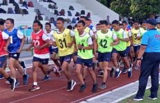 450 Calon Bintara dan Tamtama TNI AL Bersaing Menjadi yang Terbaik - JPNN.com