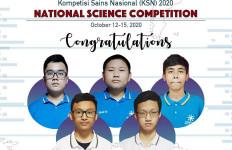 Siswa Sekolah Kharisma Bangsa Panen Medali di KSN 2020, IMO, GeCAA - JPNN.com