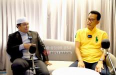 Lakpesdam PBNU Belum Puas Gus Nur Ditangkap, Refly Harun juga Harus Diciduk - JPNN.com