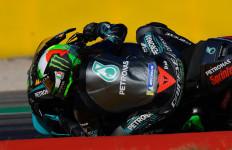 Klasemen MotoGP 2020: Franco Morbidelli Gusur Andrea Dovizioso - JPNN.com